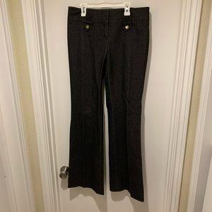 Nicole by Nicole Miller Wide Leg Trouser Jeans